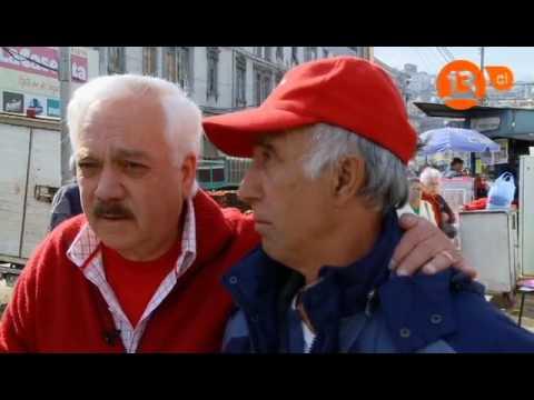 Lugares que hablan - Pancho Saavedra recorrió Valparaíso junto al Rey