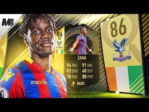 FIFA 18 SIF ZAHA REVIEW   86 SIF ZAHA PLAYER REVIEW   FIFA 18 ULTIMATE TEAM