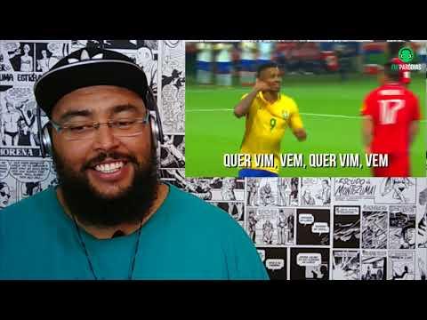 ♫ VAI TER MESSI E CR7 NA COPA, SIM | Paródia Cê Acredita - João Neto e Frederico (Part. MC Kevinho)