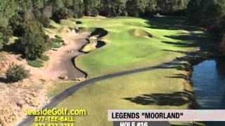 Legends Golf Resort on Seasidegolf.com Presents: Myrtle Beach