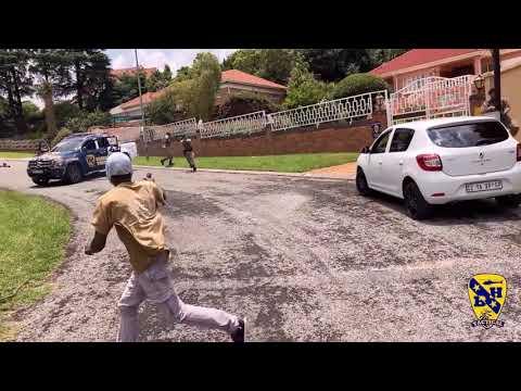 House Robbery in Johannesburg
