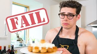 Amateur Baker Attempts Recipe From World's Best Pastry Chef....and Fails
