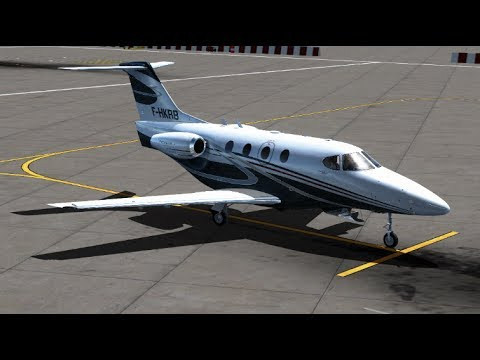 Northolt AB to Innsbruck Airport - 390 Premier IA Carenado