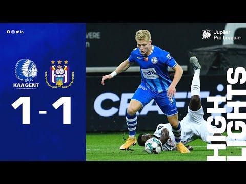 Gent Anderlecht Goals And Highlights