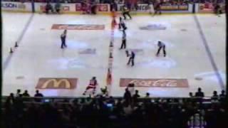Sergei Fedorov vs Jaromir Jagr 1994 NHL All-Star Game Skills Competition