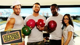 CM Punk bowls with Talking Dead's Chris Hardwick & Team Nerdist - Outside the Ring - Ep. #44