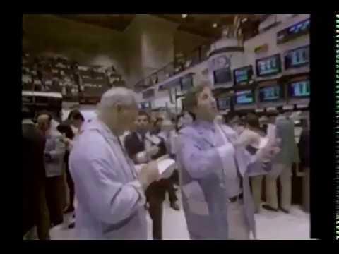 Wall Street Week with Louis Rukeyser open (1990)