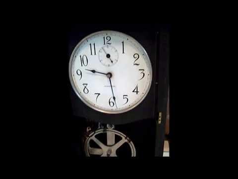 'International' Master Factory Clock