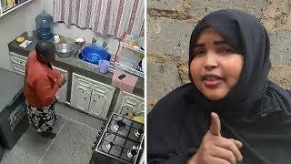 Amraan Nakataa Iyo Nag Shaqalo Maxa Kala Qabsaday