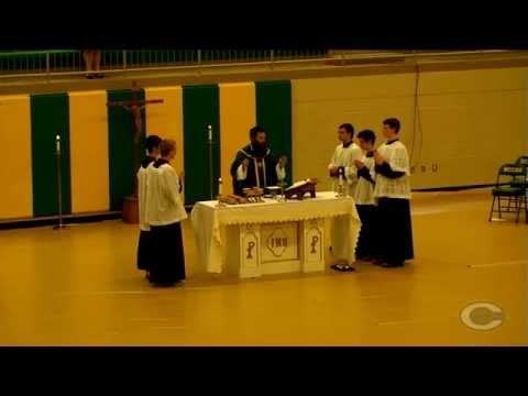 Thanksgiving Mass - Bishop Carroll Catholic High School