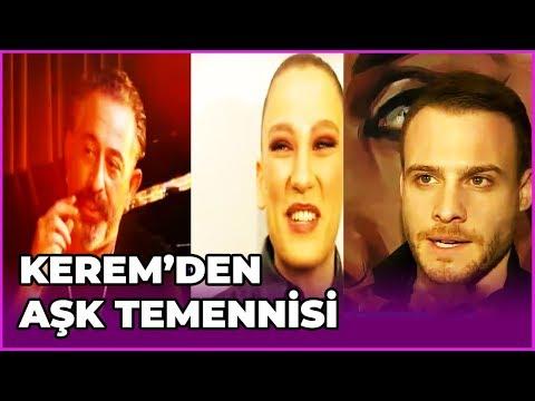 Kerem Bursin'den Serenay Sarıkaya ve Cem Yılmaz Aşkına Tepki! | GEL KONUŞALI