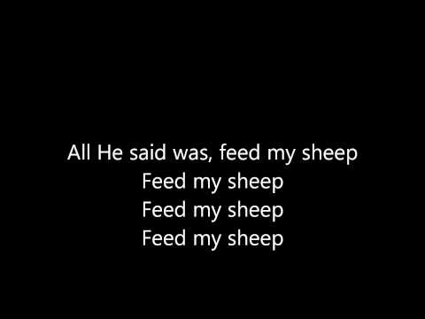 Feed My Sheep