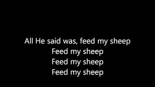 Download lagu Feed My Sheep MP3