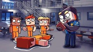 Minecraft | Prison Life - LUNCH FIGHT TURNS DEADLY! (Jail Break in Minecraft) #2