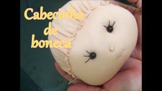 Cabecinha da boneca (redondinha)