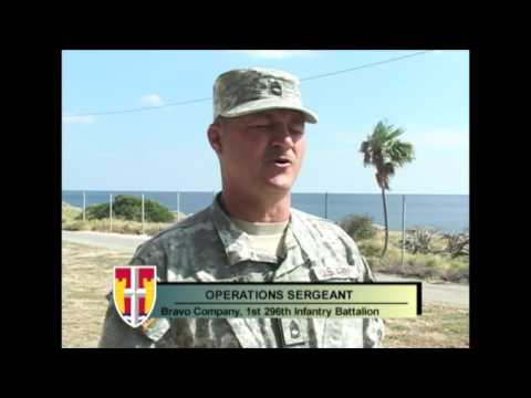 "Puerto Rico National Guard ""Parrandeando Por Cuba!"""
