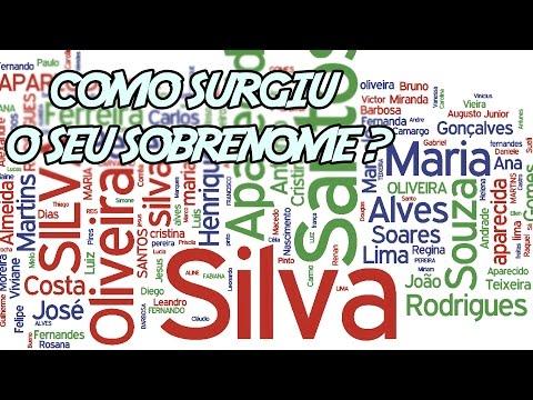 10 sobrenomes mais populares do Brasil e suas origens