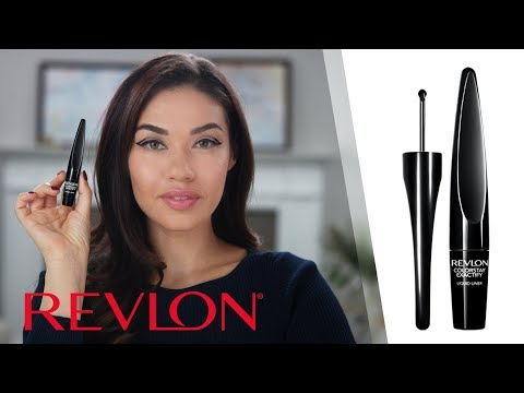 Unboxing the New Revlon ColorStay Exactify™ Liquid Liner Feat. Eman | Revlon
