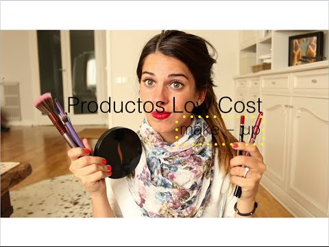 Productos Low Cost   Make-up