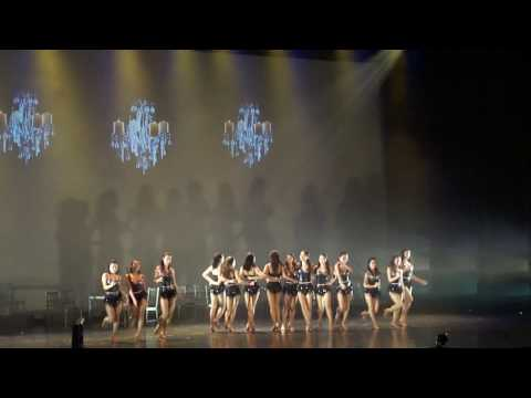 Viva Gold 2015 - Jive, Burlesque, Rumba, Collab, Guest Item (SMU)