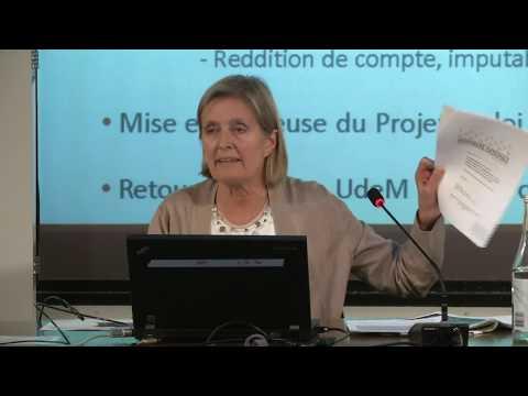 """Marianne Kempeneers : """"La réforme de la charte de l'Université de Montréal, un projet éloquent"""""""