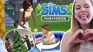 Lohnt es sich überhaupt? - Meine HIGHLIGHTS von Die Sims 4 JAHRESZEITEN! | simfinity