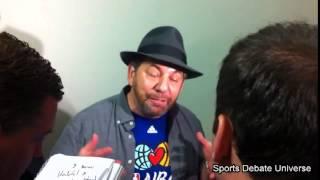NBA Cares Event 2/13/15 James Dolan Interview