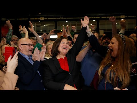إيرلندا: حزب -شين فين- اليساري يحقق فوزا تاريخيا في الانتخابات التشريعية  - 17:00-2020 / 2 / 10