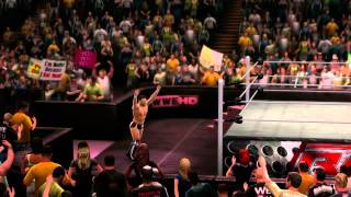 Daniel Bryan makes his entrance in WWE '13 (Official) thumbnail