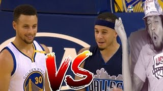 SETH CURRY IS THE GOAT! GOLDEN STATE WARRIORS vs DALLAS MAVERICKS FULL HIGHLIGHTS REACTION