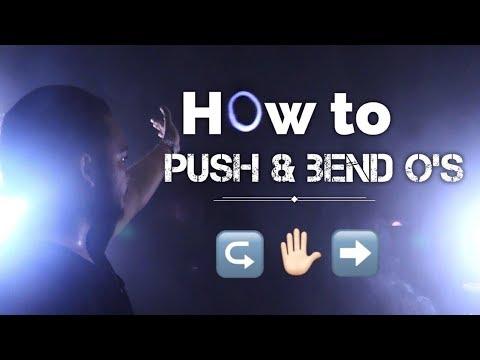 How to Push & Bend O's   Vape Tricks 💨  