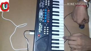 Akshata 37 keys piano full unboxing with test in (Hindi) Amazon product By All 4 u.
