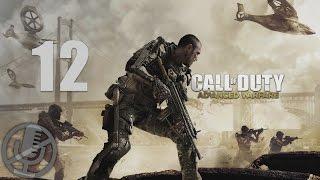 Call of Duty Advanced Warfare Прохождение Без Комментариев На Русском На ПК Часть 12 — Крушение