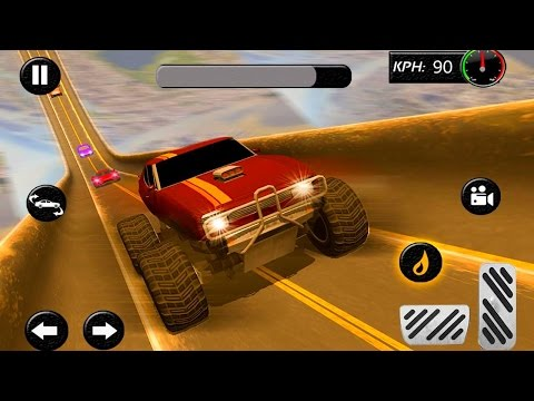 Extreme Jet Car Racing Stunts - Best Android Gameplay HD