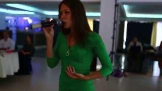 Ведущая и певица на свадьбу, корпоратив - Екатерина Копанева