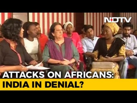 Attacks On Africans Not Racist: India In Denial?