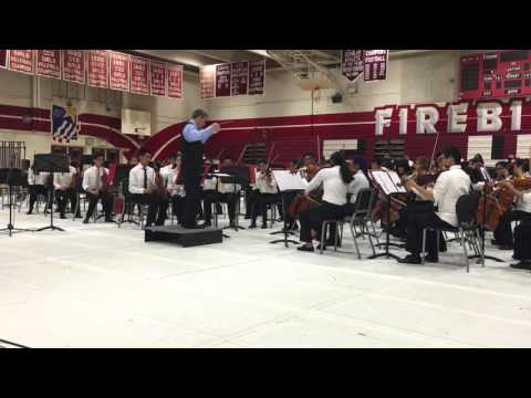 Lord of the Rings - Orchestra FHS 2016 mp3