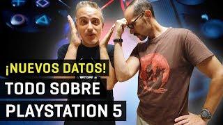 PlayStation 5 - Datos clave confirmados... Y los que no lo están