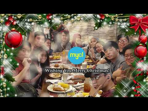 MYC! Wishes Everyone a Merry Christmas!