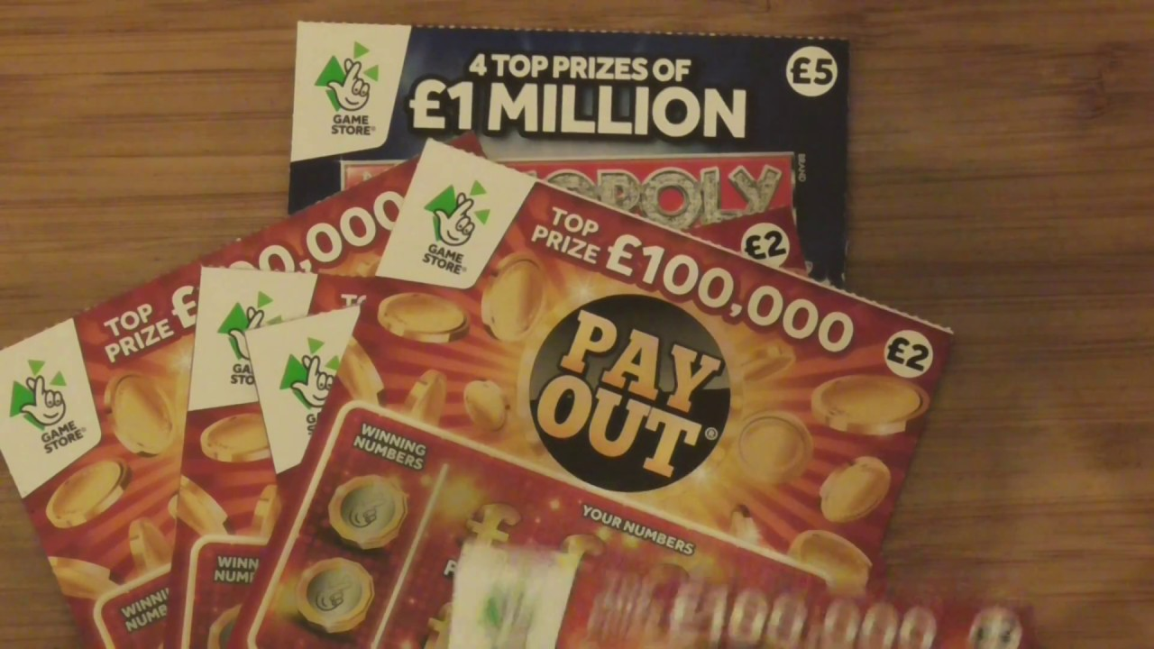 National lottery instant wins winners of 2018