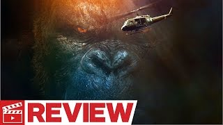 Kong: Skull Island (2017) Movie Review