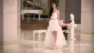 Свадебные платья VESILNA™ модель 1027