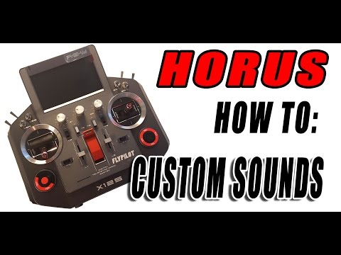 how to connect frsky x12s horus opentx companion