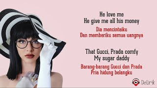 Sugar Daddy - Qveen Herby (Lirik Lagu Terjemahan)