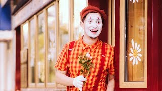 Top 10 MOST AMAZING Mime Street Performances (2018)