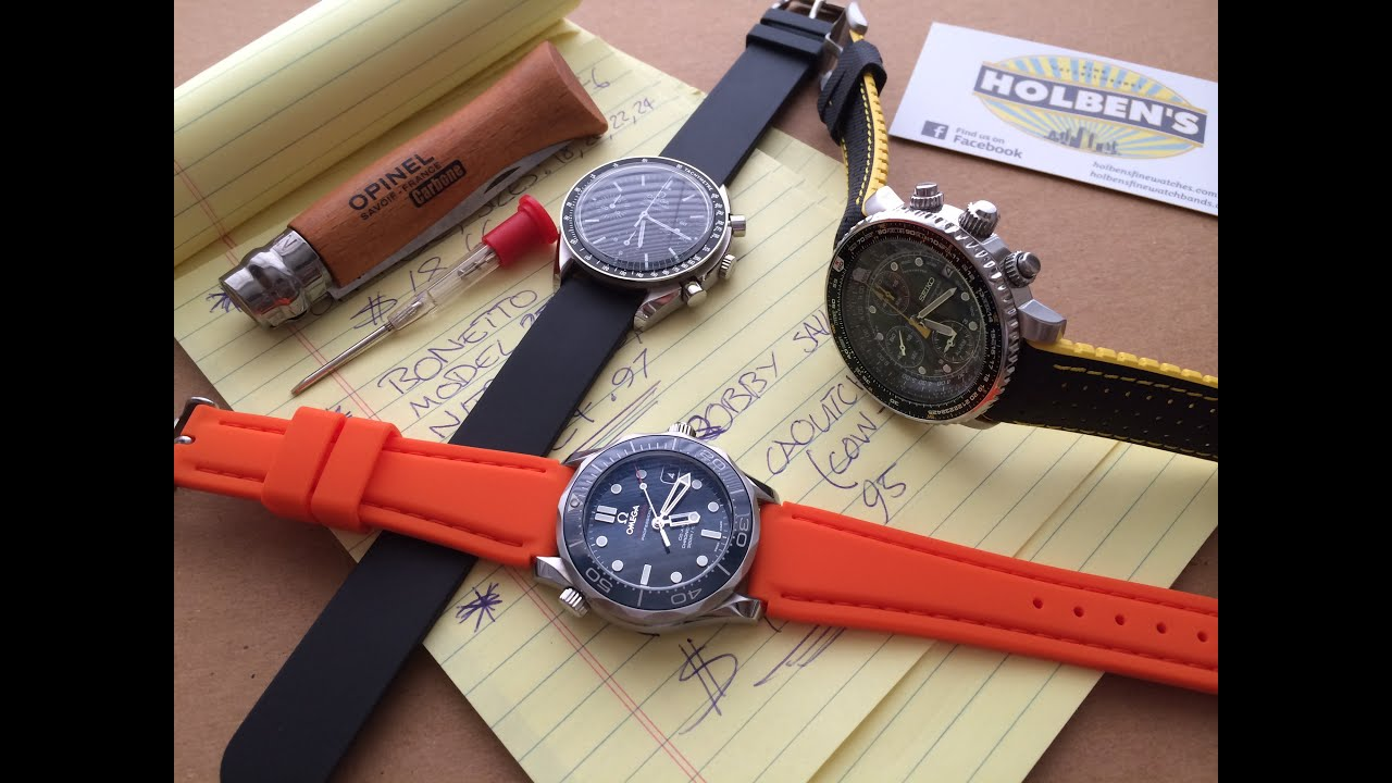 Summer 2015 Nyc Watch Trends Part 1 The Best Rubber