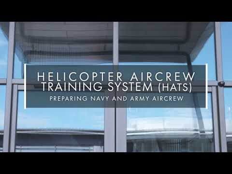 Helicopter Aircrew Training System (HATS) - Thales
