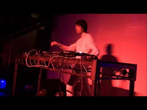A.G. Cook - Live at Union Nightclub, Pop2 Afterparty 3/15/2018