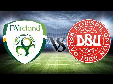 DENMARK VS IRELAND *LIVE REACTION*