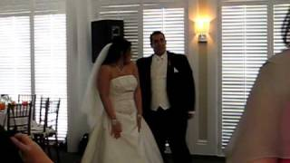 JC and Michelle's Wedding dance.AVI